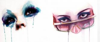 water-eye