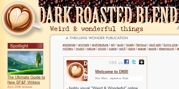 darkroastedblend