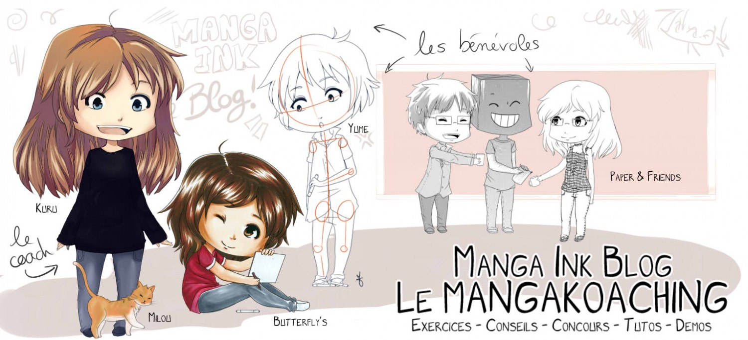 Le Blog Manga Ink