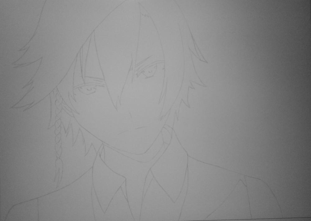 1 - Crayonné