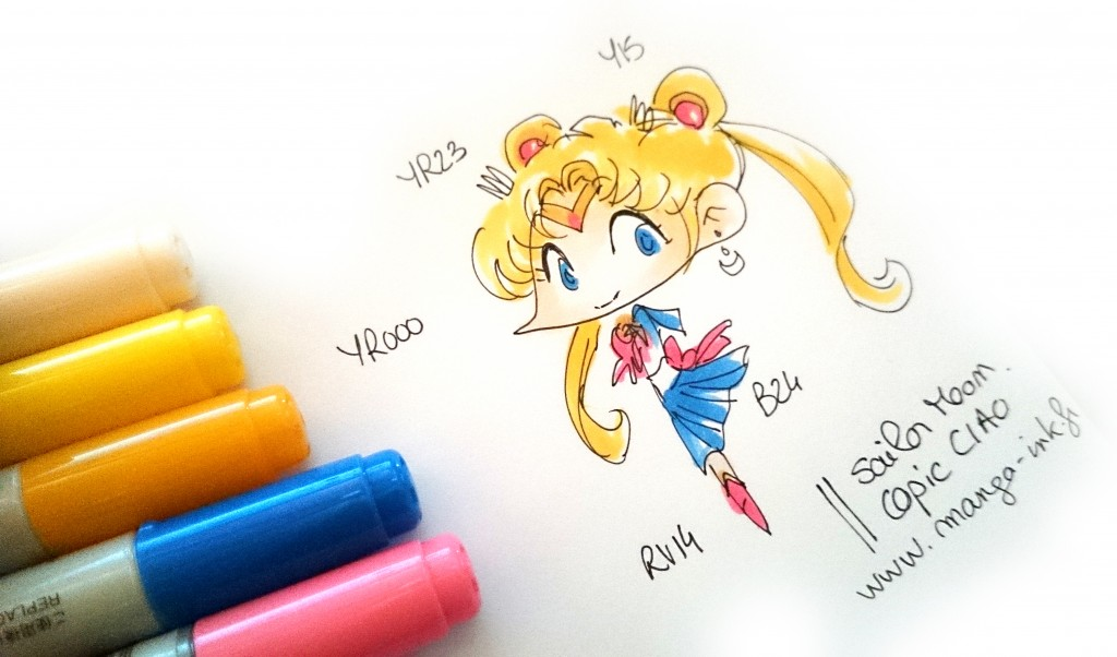 5 sailor moon 2