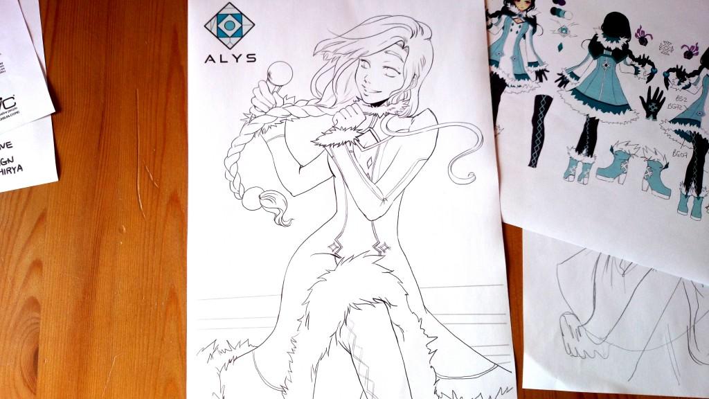 alys 5